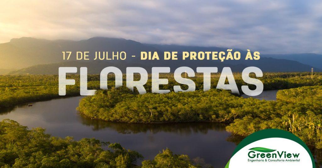 greenview dia de protecao as florestas 17 de julho