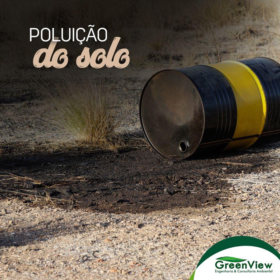 Poluição do Solo e Contaminação do Solo