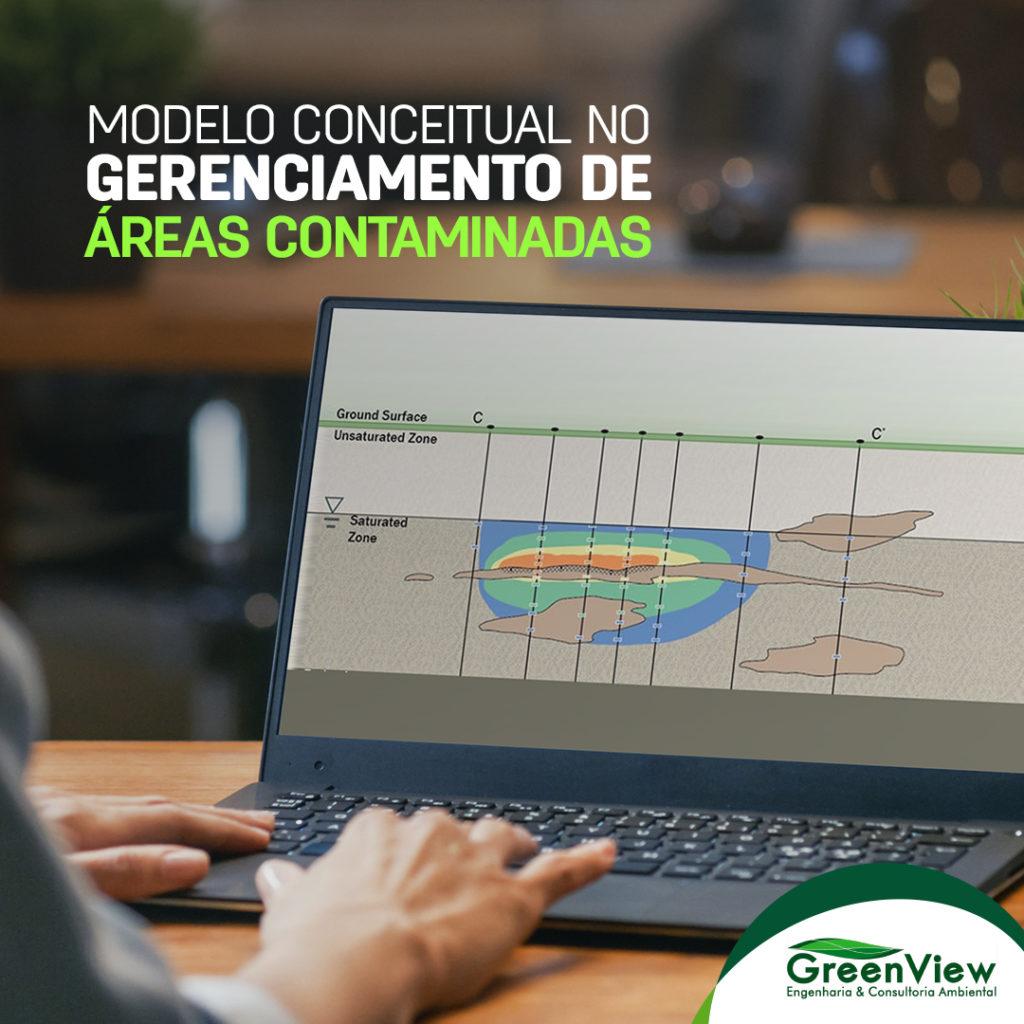 Modelo Conceitual no Gerenciamento de Áreas Contaminadas