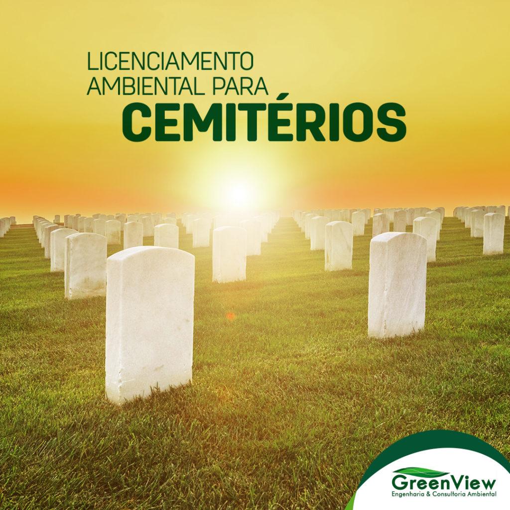 Licenciamento Ambiental para Cemitérios