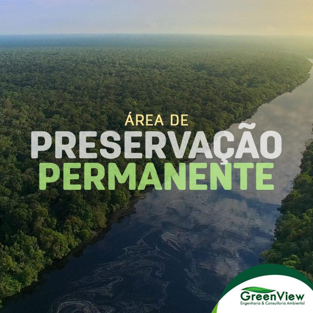 Área de Preservação Permanente - APP