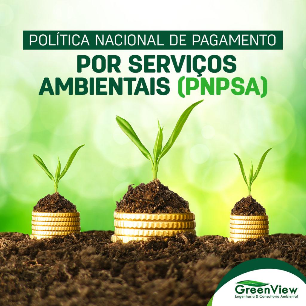 Política Nacional de Pagamento por Serviços Ambientais