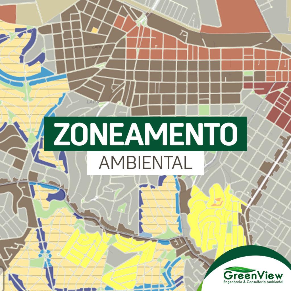 Zoneamento Ambiental