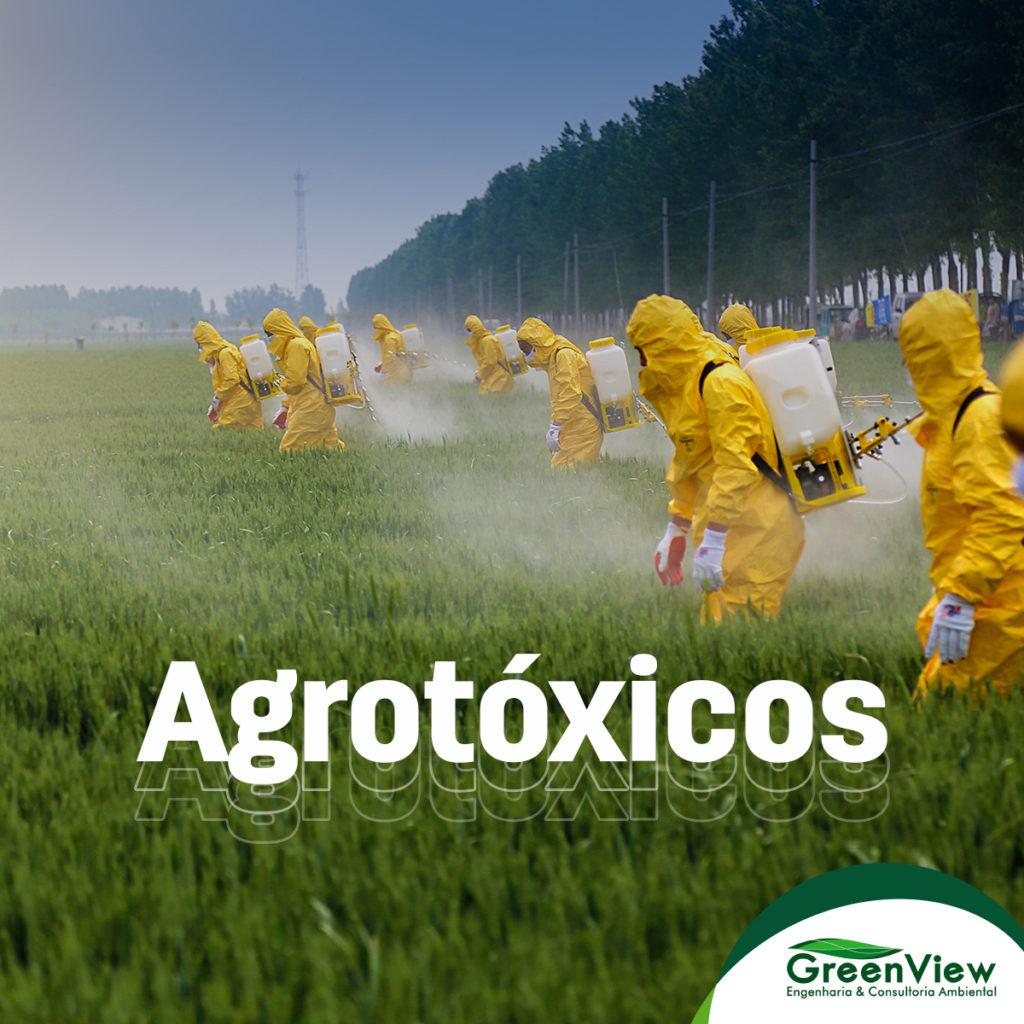 Agrotóxicos, o que são ?