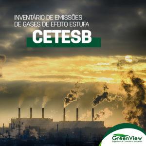 Inventário de Emissões de Gases de Efeito Estufa