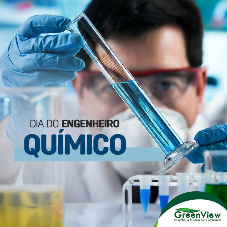 Dia do Engenheiro Químico - 20 de Setembro